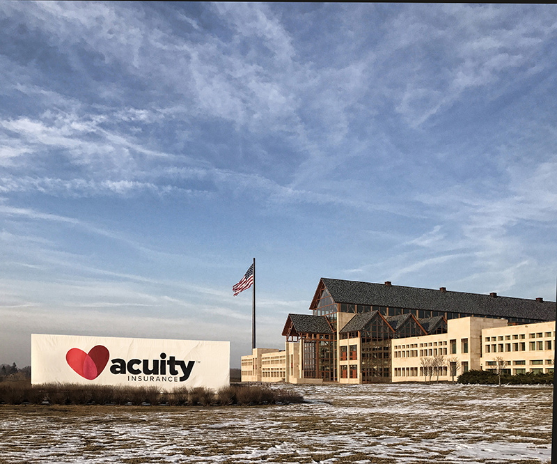 Acuity Insurance Headquarters - Cordeck