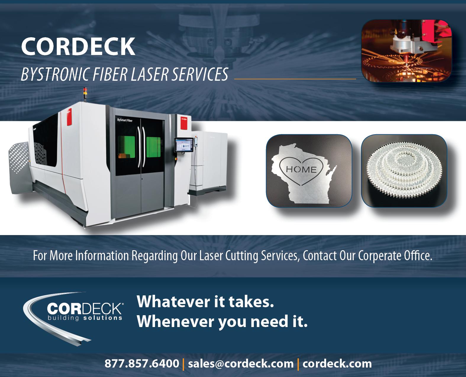 Bystronic Fiber Laser Services