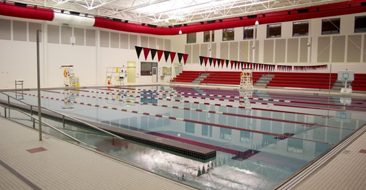 YMCA Kenosha Cordeck Steel Deck