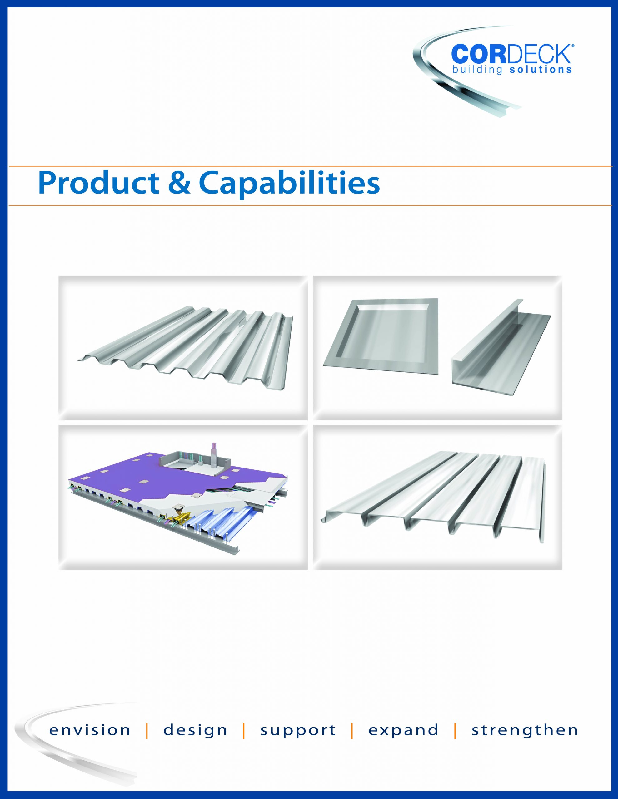 2021 Capabilities Brochure Cover